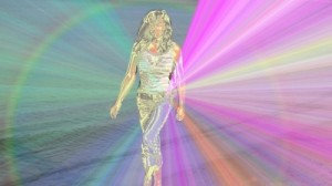 regenbogenfrau